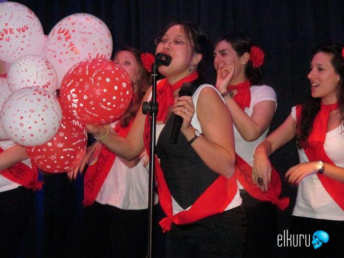 Cena de San Valentín divertida en Madrid