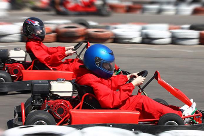 Circuito de karts Madrid