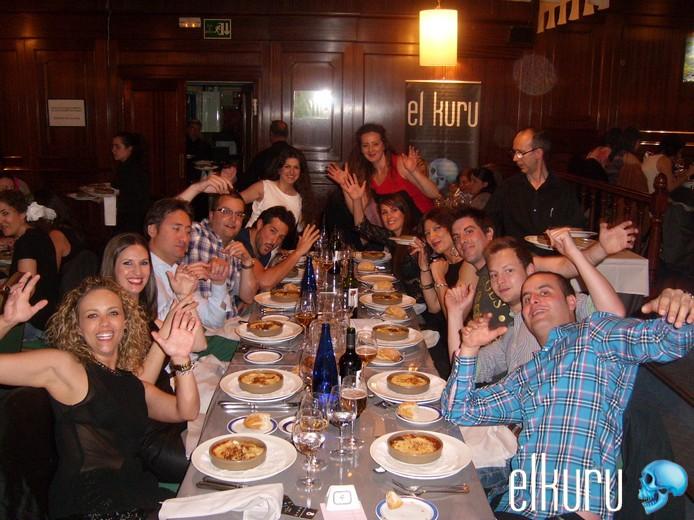 Donde cenar en Madrid