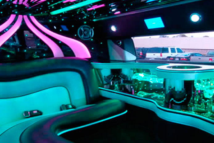 Limusina Chrysler Madrid