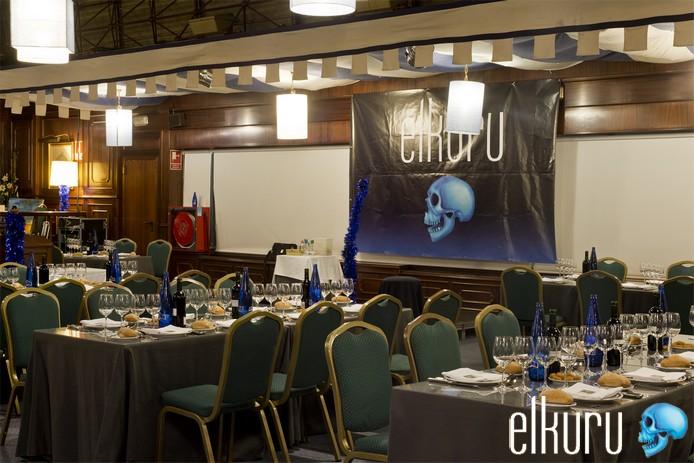 Restaurante Navidad Madrid