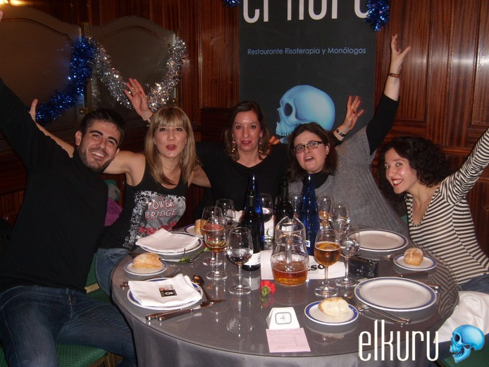 Restaurante para cenas de Navidad Madrid