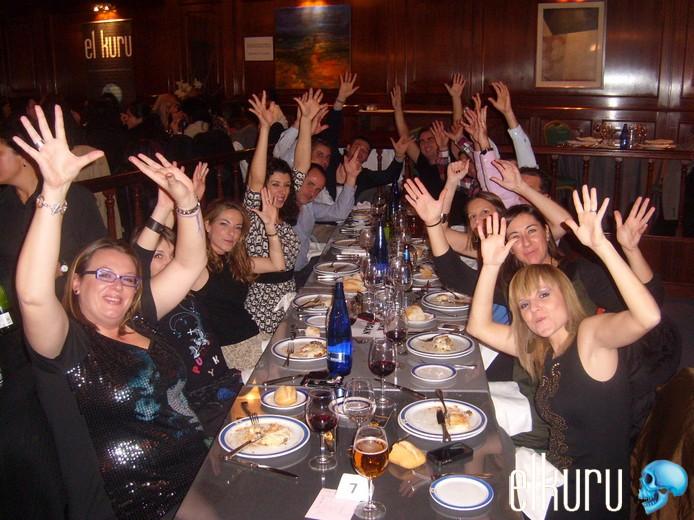 Restaurante para grupos Madrid