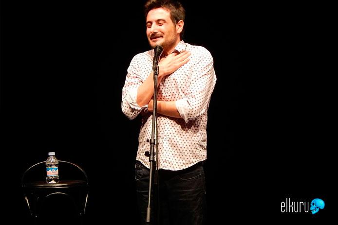 Sergio Olalla Humorista