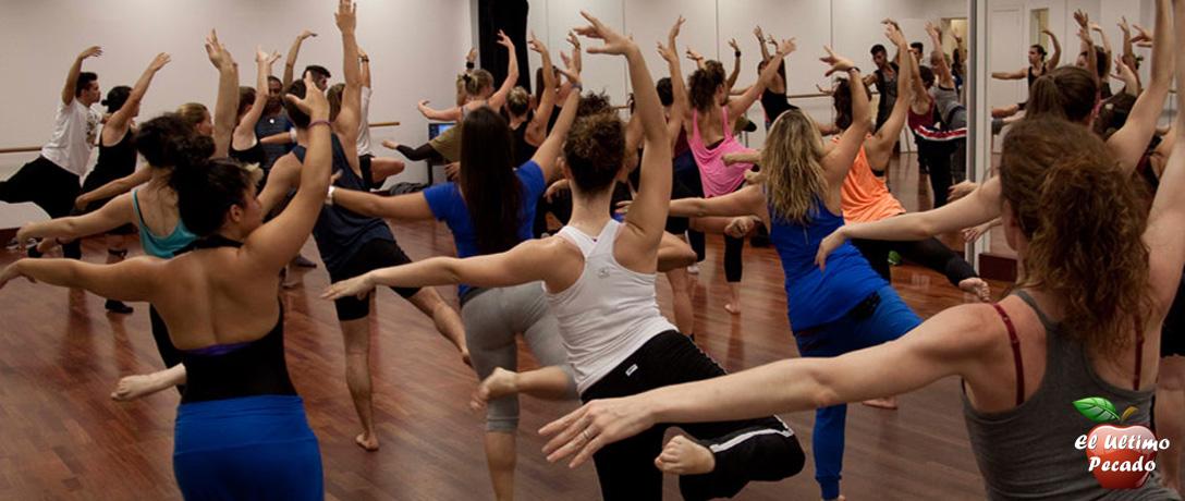 Clases baile el ltimo pecado for Academias de bailes de salon en madrid