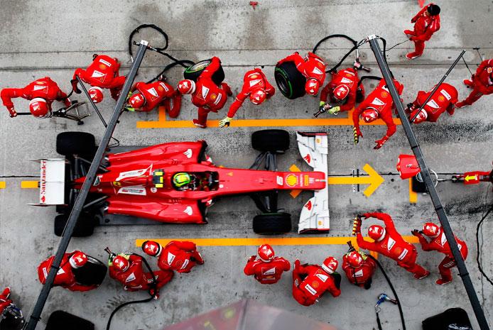 Entrenar en Simulador de Fórmula 1
