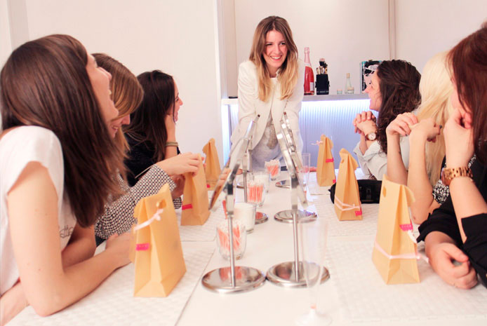 Personal shopper y beauty party Madrid