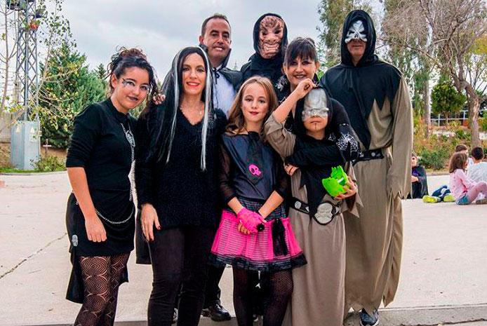 Restaurante espectáculo para Halloween con niños en Valencia