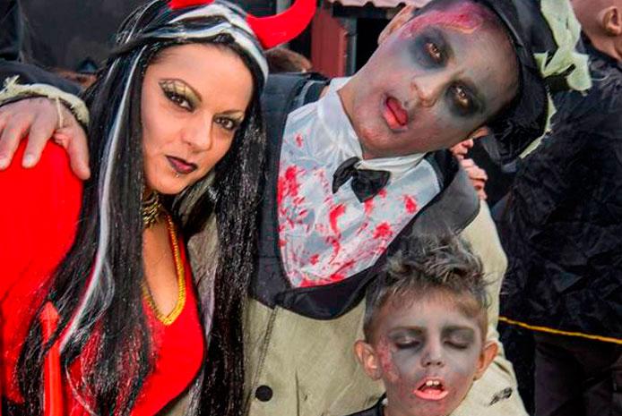 Restaurante original para Halloween con niños en Valencia
