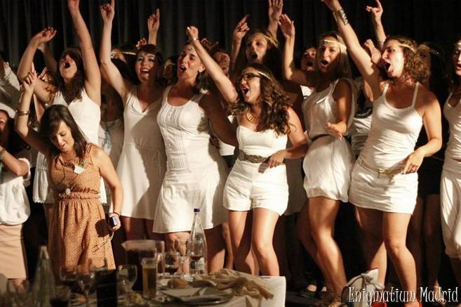 restaurante grupos madrid
