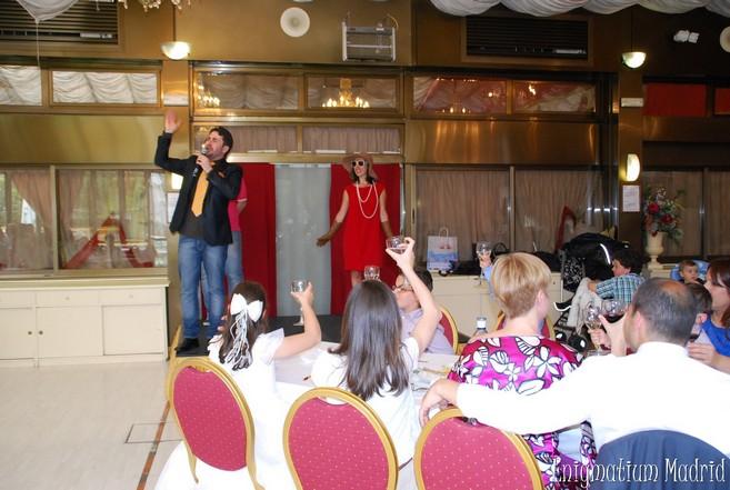 Salones para comuniones en Bilbao