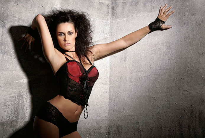 Show stripper tanga Barcelona