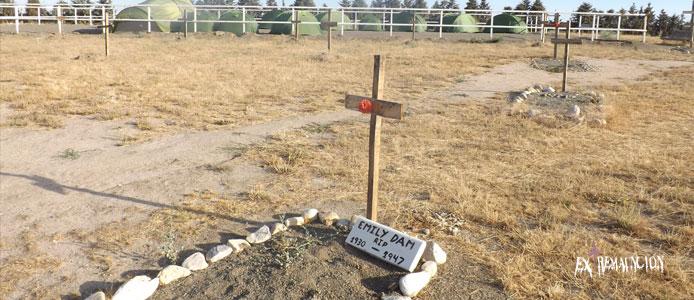 Cementerio de las Ánimas, El Cementerio