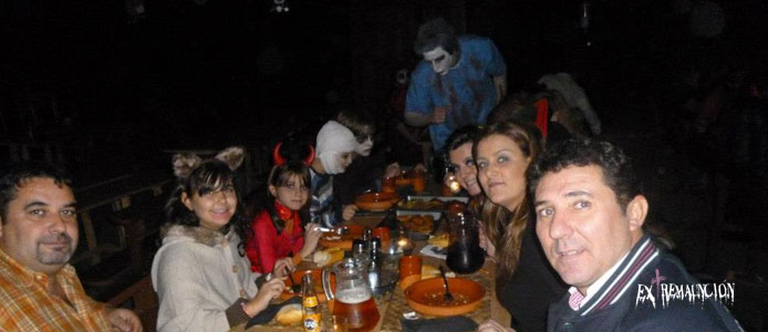 fiesta de halloween para ni�os Madrid