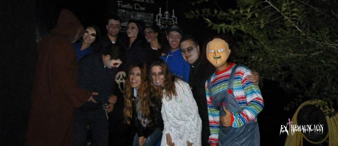 fin de semana halloween
