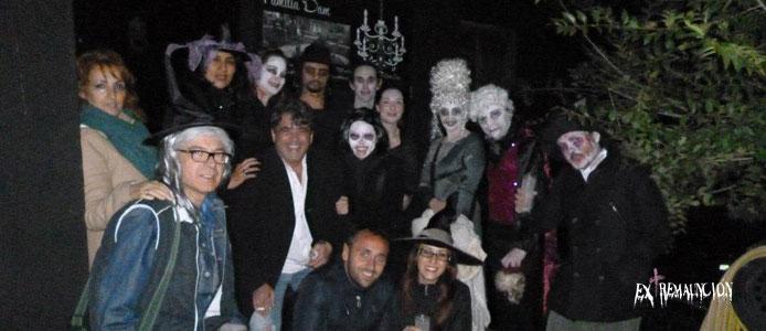 noche de halloween en madrid