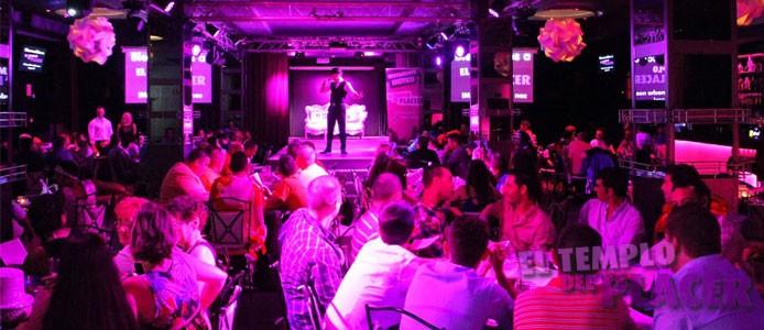 Cenas con espectáculo en Madrid