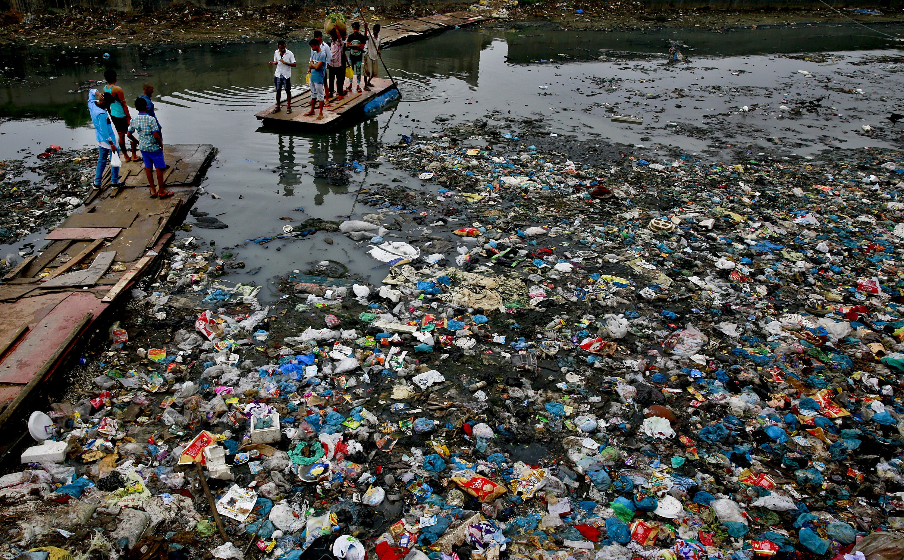 Almost every country in the world has agreed on a legally binding framework for reducing polluting plastic waste, with the United States a notable exception, United Nations environmental officials said Friday