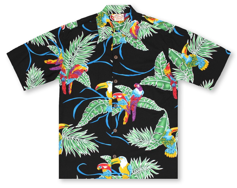 Hawaiian shirts from aloha shirt shop go barefoot for Lsu hawaiian print shirts