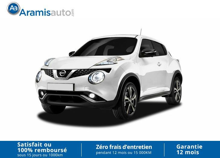 voiture nissan juke 1 6 117 auto tekna occasion essence 2017 10 km 18790 nice alpes. Black Bedroom Furniture Sets. Home Design Ideas