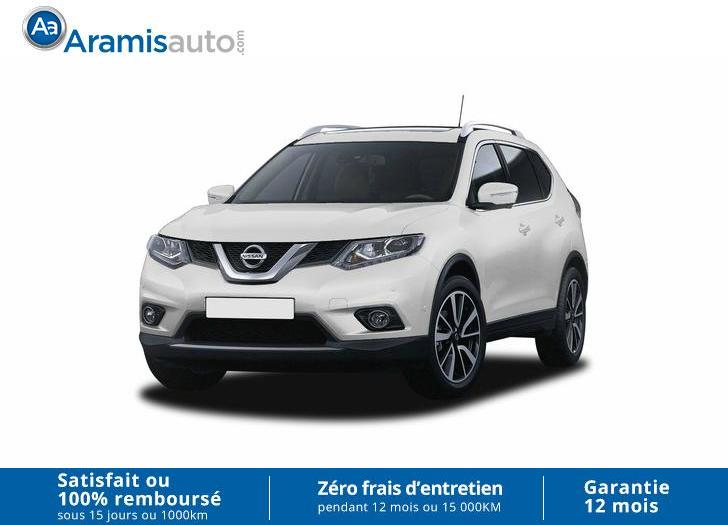 voiture nissan x trail 1 6 dci 130 4x4 n connecta 7 places occasion diesel 2016 10 km. Black Bedroom Furniture Sets. Home Design Ideas