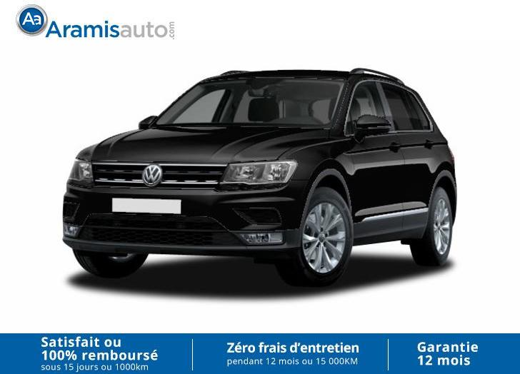 voiture volkswagen tiguan 2 0 tdi 150 confortline sur quip ergo occasion diesel 2017 10. Black Bedroom Furniture Sets. Home Design Ideas
