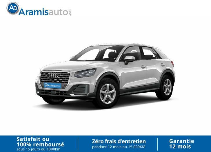 voiture audi q2 1 6 tdi 116 sport gps led occasion diesel 2016 10 km 31190 mougins. Black Bedroom Furniture Sets. Home Design Ideas