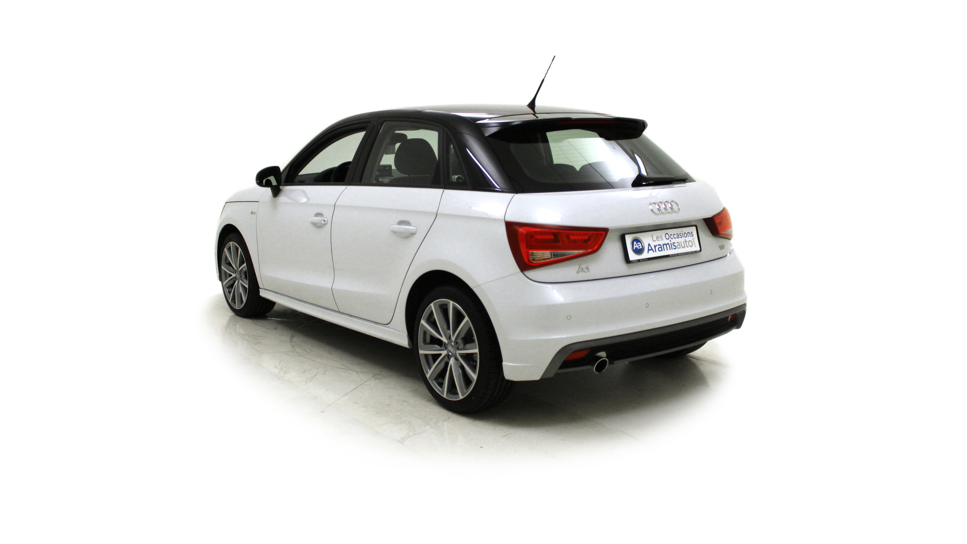 audi a1 sportback urbaine 5 portes diesel 1 6 tdi. Black Bedroom Furniture Sets. Home Design Ideas