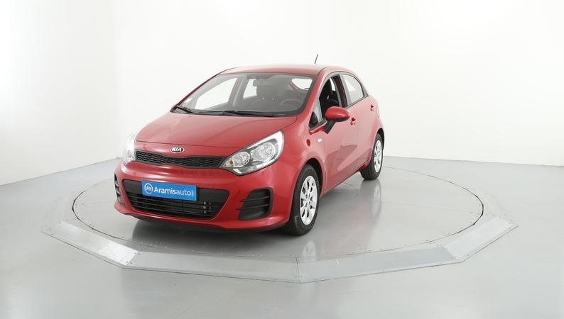 voiture kia rio 1 1 crdi 75 motion occasion diesel. Black Bedroom Furniture Sets. Home Design Ideas