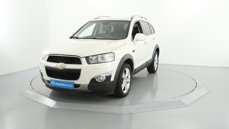 voiture chevrolet captiva 2 2 vcdi 184 awd 7pl ltz a occasion diesel 2012 72780 km 17990. Black Bedroom Furniture Sets. Home Design Ideas