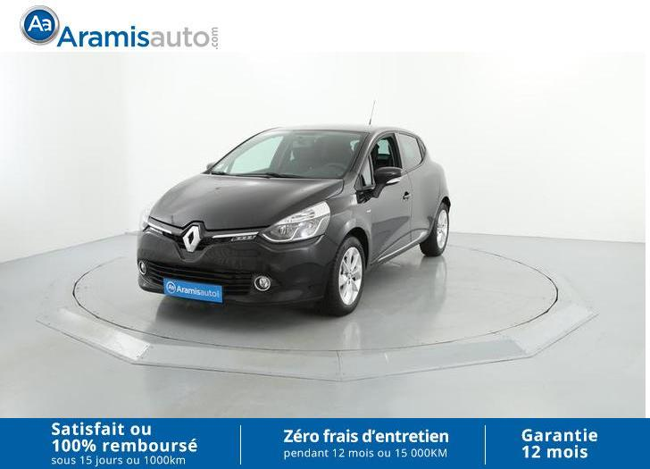 voiture renault clio iv tce 90 sl limited gps radar occasion essence 2016 20 km 13490. Black Bedroom Furniture Sets. Home Design Ideas