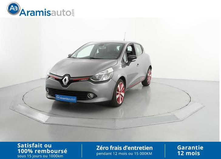 voiture renault clio iv tce 90 intens offre sp ciale. Black Bedroom Furniture Sets. Home Design Ideas