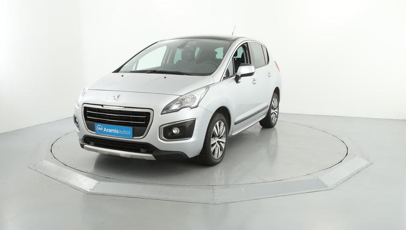 voiture peugeot 3008 1 6 e hdi 115ch bmp6 allure occasion diesel 2014 59000 km 17790. Black Bedroom Furniture Sets. Home Design Ideas