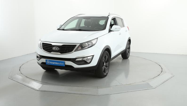 voiture kia sportage 1 7 crdi 115 isg 2wd active occasion. Black Bedroom Furniture Sets. Home Design Ideas