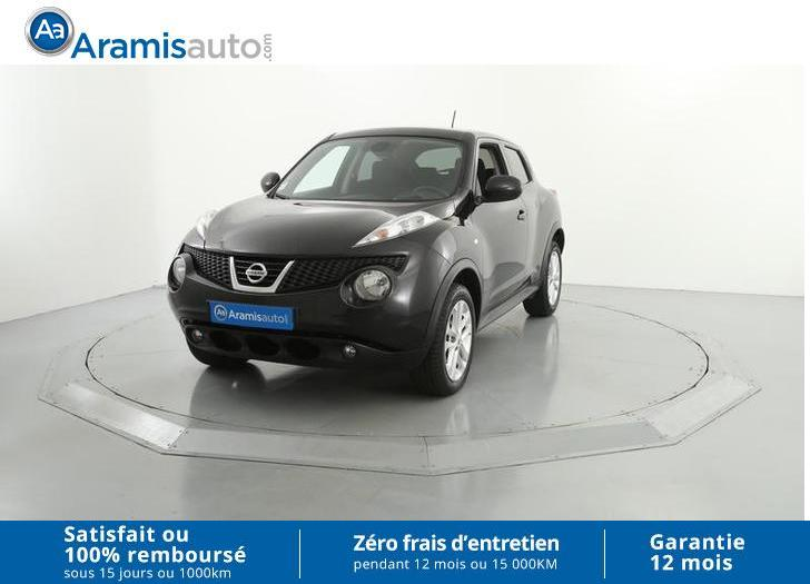 voiture nissan juke 1 5 dci 110 acenta occasion diesel 2012 100703 km 10490 aix en. Black Bedroom Furniture Sets. Home Design Ideas