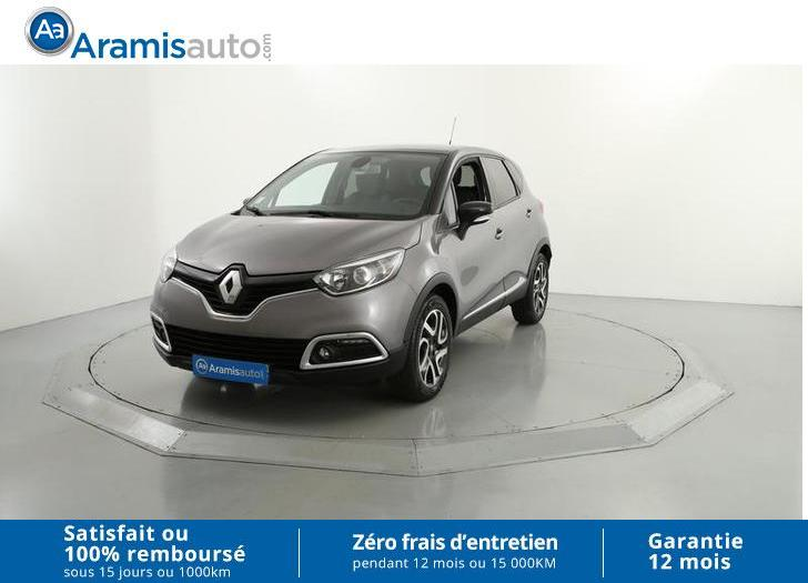 voiture renault captur dci 90 intens occasion diesel 2015 22609 km 14990 mauguio. Black Bedroom Furniture Sets. Home Design Ideas