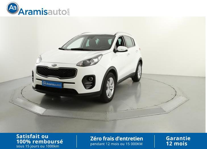 voiture kia sportage 1 7 crdi 115 active supervision surequip occasion diesel 2016 12496. Black Bedroom Furniture Sets. Home Design Ideas