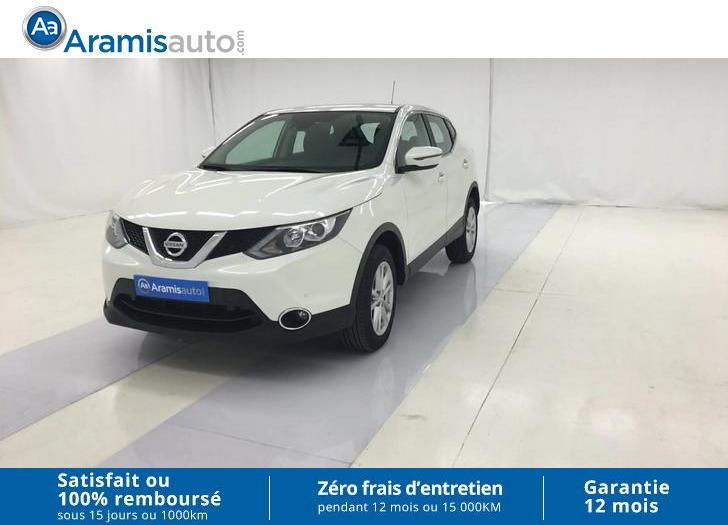 voiture nissan qashqai 1 6 dci 130 4x2 acenta occasion diesel 2016 19760 km 21990. Black Bedroom Furniture Sets. Home Design Ideas