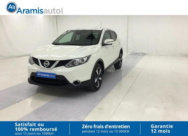 Voiture nissan qashqai 1 6 dci 130 all mode 4x4 i n for Garage nissan aix en provence occasion