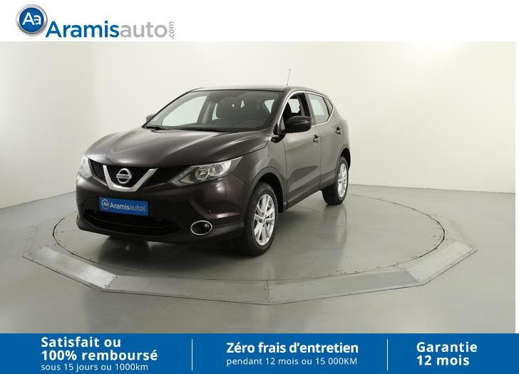 voiture nissan qashqai 1 6 dci 130 all mode 4x4 i acenta. Black Bedroom Furniture Sets. Home Design Ideas