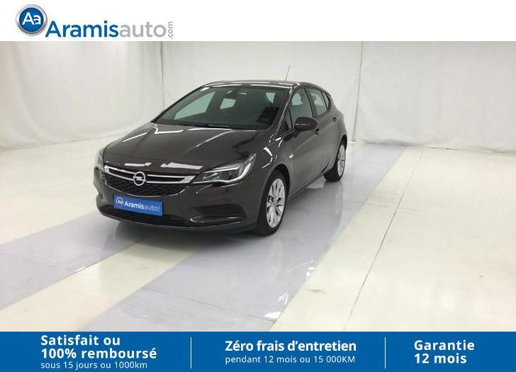 voiture opel astra 1 6 cdti 110 ch start stop edition occasion diesel 2016 17979 km. Black Bedroom Furniture Sets. Home Design Ideas