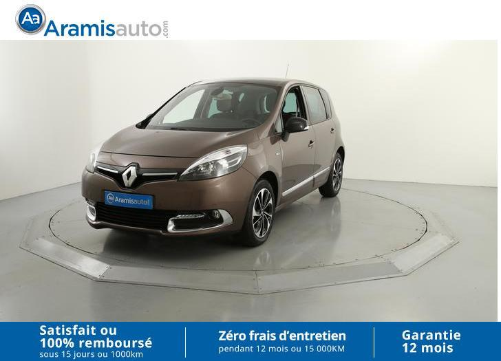 voiture renault sc nic iii tce 130 bose edition occasion. Black Bedroom Furniture Sets. Home Design Ideas