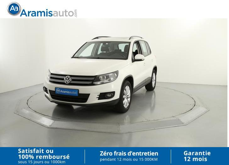 voiture volkswagen tiguan 2 0 tdi 140 occasion diesel 2013 83864 km 18690 woippy. Black Bedroom Furniture Sets. Home Design Ideas