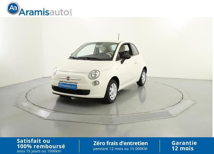 voiture fiat 500 1 2 8v 69 ch pop occasion essence 2015 4965 km 8990 bruges gironde. Black Bedroom Furniture Sets. Home Design Ideas
