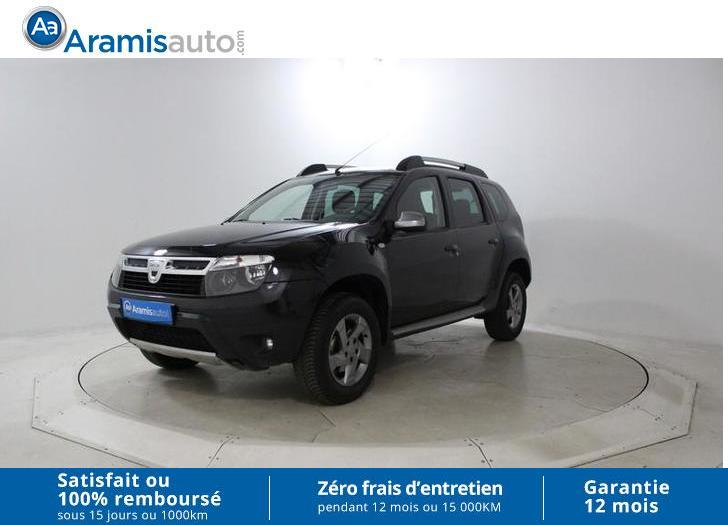 voiture dacia duster 1 5 dci 110 4x4 laur ate occasion diesel 2013 53646 km 13990. Black Bedroom Furniture Sets. Home Design Ideas