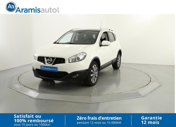 voiture nissan qashqai 2 0 dci 150 connect edition occasion diesel 2010 117854 km 12490. Black Bedroom Furniture Sets. Home Design Ideas