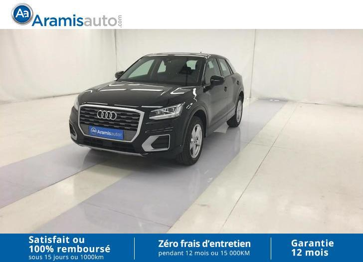 voiture audi q2 1 6 tdi 116 sport led gps surequip occasion diesel 2016 6895 km 30490. Black Bedroom Furniture Sets. Home Design Ideas