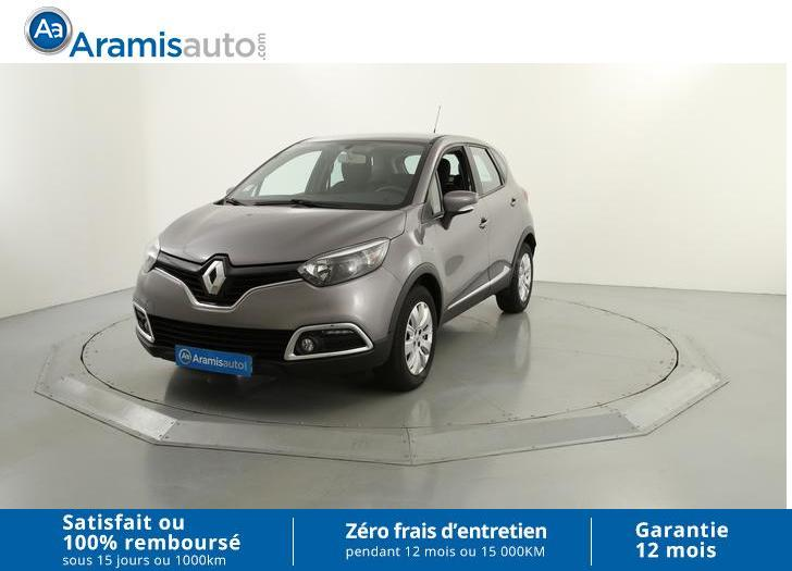 voiture renault captur tce 90 energy s s eco2 zen occasion essence 2013 35699 km 12890. Black Bedroom Furniture Sets. Home Design Ideas