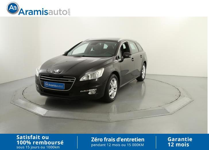 voiture peugeot 508 sw 1 6 e hdi 112ch bmp6 business pack occasion diesel 2012 82246 km. Black Bedroom Furniture Sets. Home Design Ideas