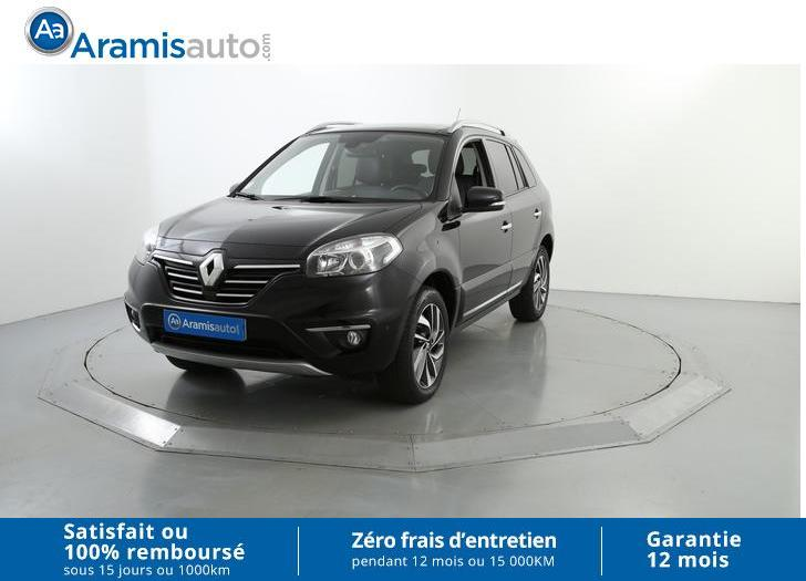 voiture renault koleos 2 0 dci 175 4x4 initiale occasion diesel 2015 44738 km 18490. Black Bedroom Furniture Sets. Home Design Ideas